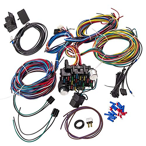 Most bought Wiring Harnesses