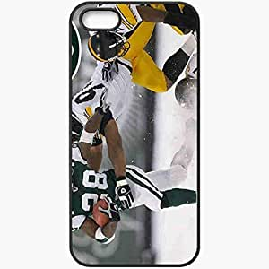 Personalized Diy For Touch 4 Case Cover ell phone Case/Cover Skin 1412 new york jets Black