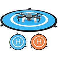 Amazingbuy - Portable Fast-fold Mini Landing Pad Helipad for RC Drones, - DJI Phantom 2 3 4 Inspire 1 Mavic,Parrot,Syma,Wltoys,Hubsan,Cheerson Quadcopters Helicopters