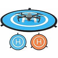 Amazingbuy - Portable Fast-fold Mini Landing Pad Helipad for RC Drones, - DJI Phantom 2 3 4 Inspire 1 Mavic,Parrot,Syma,Wltoys,Hubsan,Cheerson Quadcopters Helicopters