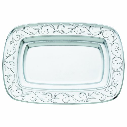 Lenox Opal Innocence carved 13-Inch Small Tray