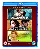 Anna Karenina / Pride & Prejudice / Atonement (Triple Pack) [Blu-ray]