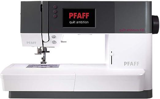 PFAFF máquina de Coser Ambition 630: Amazon.es: Hogar