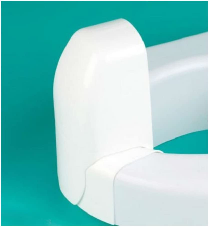 Splash Guard Toilet Seat Directs Urine Home Care Disability Elevated