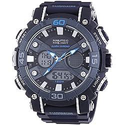 Nautec No Limit Akula AD, Men's Watch