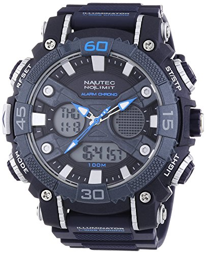 Nautec No Limit Akula AD, Men's Watch