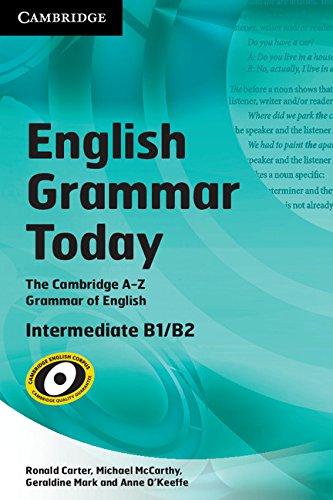 English Grammar Today Book with Workbook: An A-Z of Spoken and Written Grammar