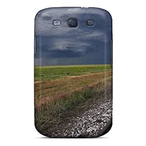 DbpYlgu7390mFEIp Case Cover Protector For Galaxy S3 Storm On The Plains Case
