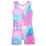 Gymnastics Leotards for Girls with Shorts 6t 7t