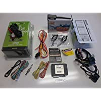 Complete Extended Range Plug & Play Keyless Entry Remote Start w/ Security & T Harness For 2010-2012 Toyota Rav4 (G-Key)