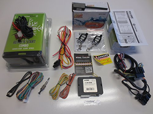 Complete Extended Range Plug & Play Keyless Entry Remote Start w/Security & T Harness for 2010-2011 Toyota Camry G-Key