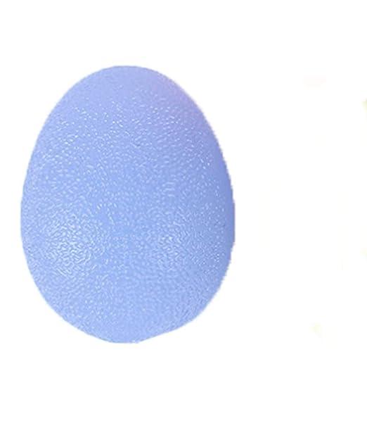Pelotas de agarre en forma de huevo, pelotas de terapia de mano ...