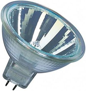 dimmbar 4000 Stunden Langzeit MR11 12V 20W Halogenlampen Reflektor GU4 Sockel Spotstrahler 2800K Warmwei/ß 8er Pack