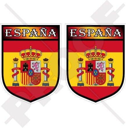 ESPAÑA Español Escudo 75mm (3