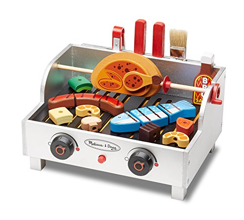 Rotisserie & Grill Barbecue Set, Imaginative Toys, 2017 Christmas Toys