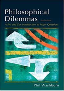 Philosophical dilemmas a pro and con introduction to the major philosophical dilemmas a pro and con introduction to the major questions fandeluxe Image collections