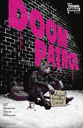 Doom Patrol (2016-) #8