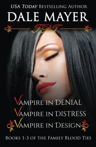 Family Blood Ties: Books 1-3 PDF