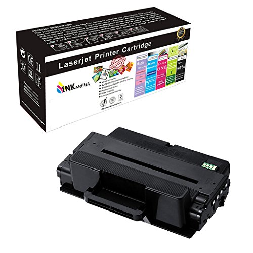 (INKARENA Compatible Toner Cartridge Replacement For Samsung 205 205L MLT-D205L High Yield Compatible With ML-3312ND ML-3712DW ML-3712ND SCX-4835FD SCX-4835FR SCX-5639FR SCX-5739FW (1 Black))