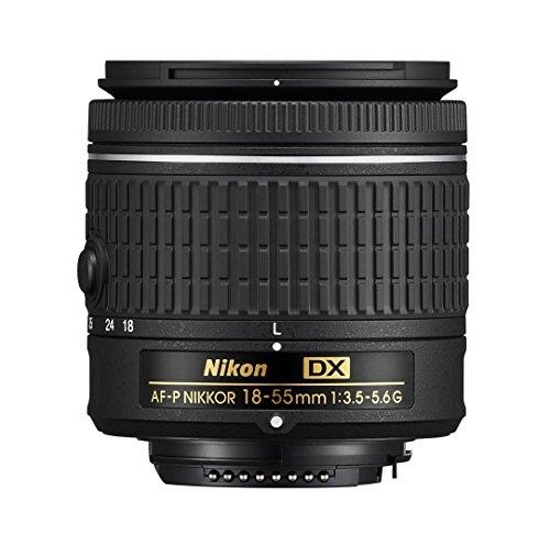 Nikon AF-P DX NIKKOR 18-55mm f/3.5-5.6G Lens for Nikon DSLR Cameras (Renewed)