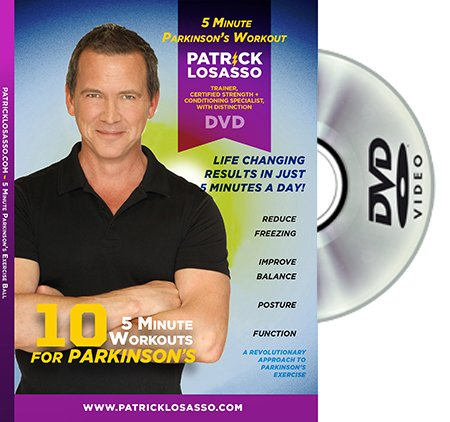 The Parkinson's 5 Minute Workout DVD