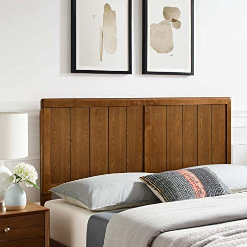 Modway Robbie Wood King Headboard