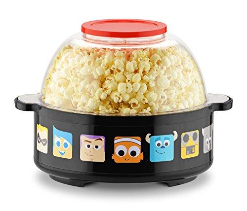 Price comparison product image Disney DPX-16 Pixar Collection Stir Popcorn Popper,  One Size,  Black