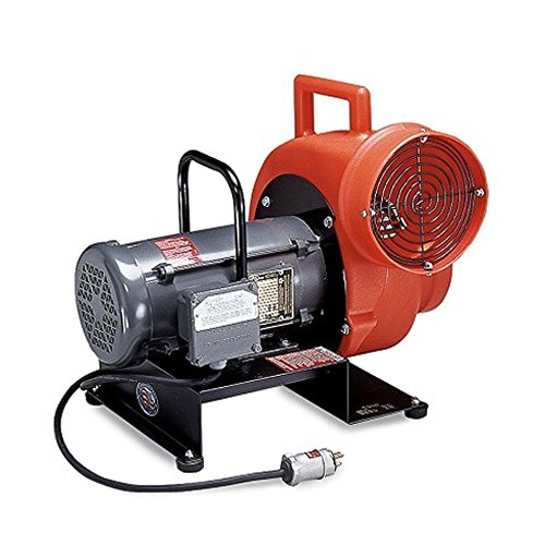 Allegro Industries 9503 Explosion‐Proof Blower, Electric 3/4 hp Motor Single Phase, Includes 115V Plug by Allegro Industries