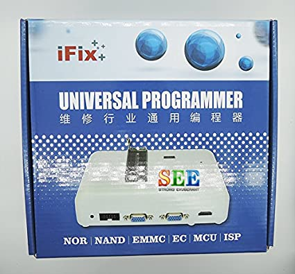 Amazon com: Universal Programmer RT809H for NOR NAND EMMC EC
