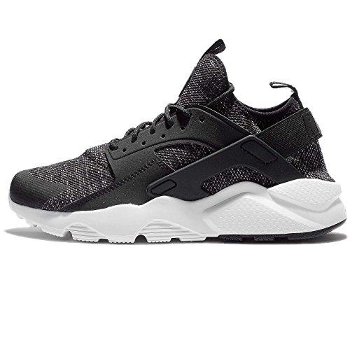 Nike Men's Air Huarache Run Ultra BR, BLACK/BLACK-SUMMIT WHITE, 10.5 M US