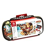 Deluxe Donkey Kong Travel Case, Designed To Protect Switch's Analog Sticks, 2 Multi-Game Cases - Nintendo Switch