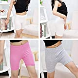 6 Pack Dance Shorts Under Dress Girls Bike Short