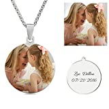 Personalized Photo Pendant * You can choose one picture that you beloved or witnessed some important and meaningful moment,such as wedding, baby birth, birthday, graduation,winning moment and so on. You can collocate in freestyle to make a DI...