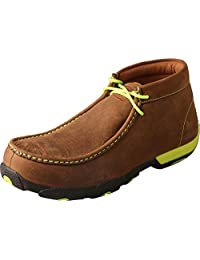 Twisted X Boots Men's MDMST02 Driving Moc