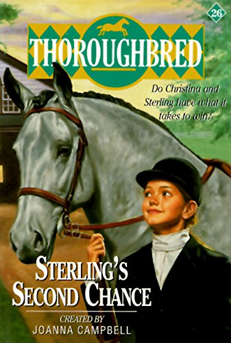 - Sterling's Second Chance (Thoroughbred Series #26)