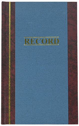 (Wilson Jones Record Book, 11-3/4