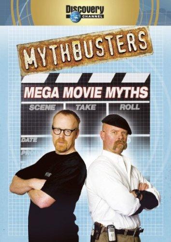 Mythbusters - Mega Movie Myths by Image Entertainment