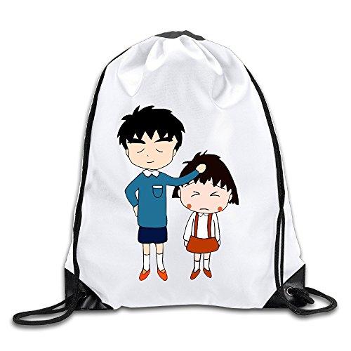 (Hunson - Funny Japanese Manga Series Sport Bag Drawstring Sling Backpack For Men & Women Sackpack)