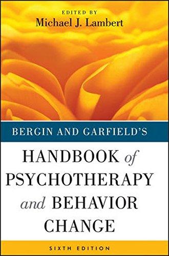Bergin and Garfield's Handbook of Psychotherapy and Behavior (Change Handbook)