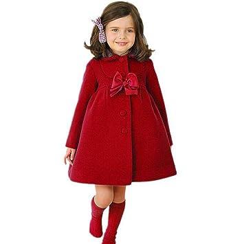 Premium-Auswahl 6fa6d 28506 kleine Mädchen bowknot Windbreaker Herbst Winter Outwear ...