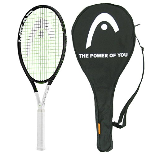 Cheap 2018-2020 Head Graphene 360 Speed 25 Junior Tennis Racquet – Strung with Cover – Scaled down top adult quality