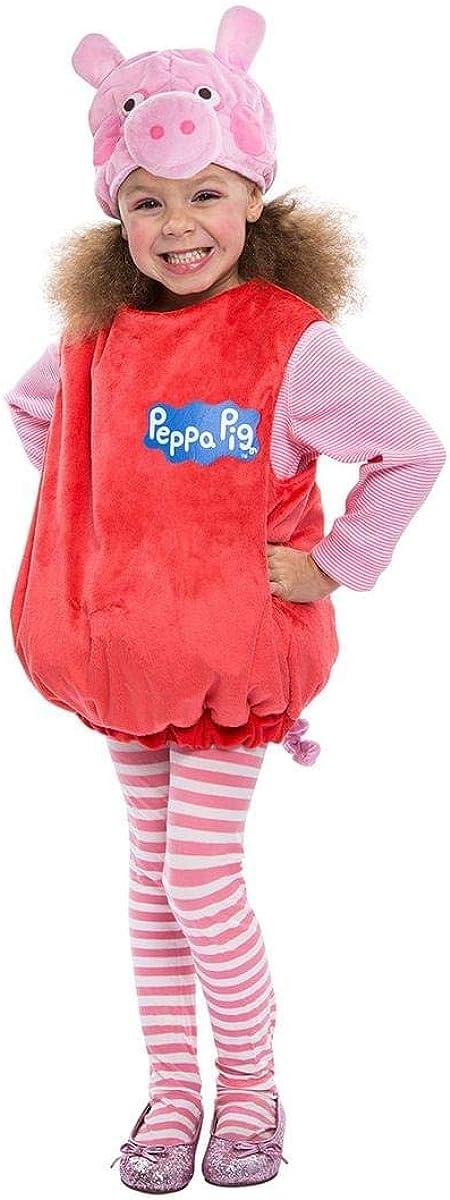 Peppa Pig Burbujas disfraz: Amazon.es: Ropa y accesorios