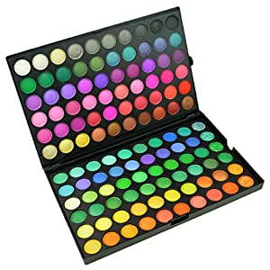 Amazon.com : Jmkcoz Eye Shadow 120 Colors Eyeshadow Eye Shadow ...