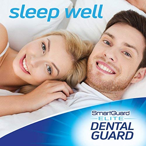 SmartGuard Elite Dental Guard 2-Pack: FREE BONUS - Travel Case – TMJ Dentist Designed for Clenching & Grinding - Bruxing Splint Mouth Protector for Relief by SmartGuard (Image #7)