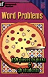Word Problems Homework Booklet, Grade 6 (Homework Booklets Series)