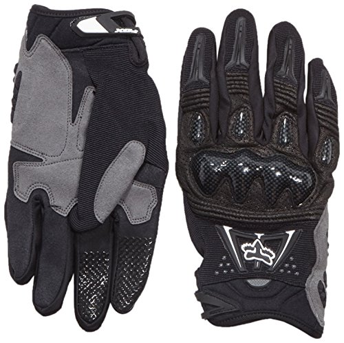 Fox Head Men's Bomber Glove, Black, - Mall City Florida Outlet