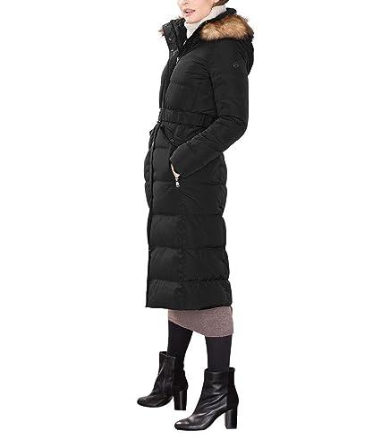ESPRIT 106EE1G002, Abrigo Mujer, Negro (Black), 34
