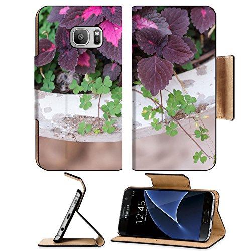 luxlady-premium-samsung-galaxy-s7-flip-pu-leather-wallet-case-image-id-26282550-plante-ornementale-a
