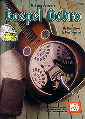 Mel Bay Gospel Dobro Book/CD Set Dobro Book