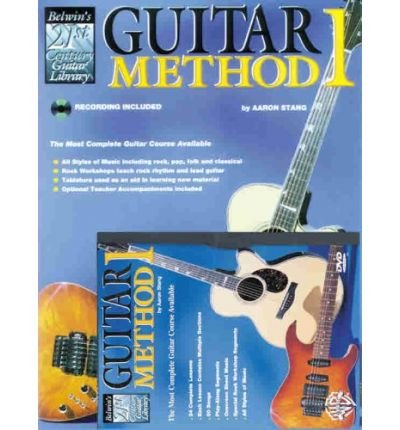 [(21st Century Guitar Method 1 Mega Pak: The Most Complete Guitar Course Available)] [Author: Aaron Stang] published on (June, 2002) PDF